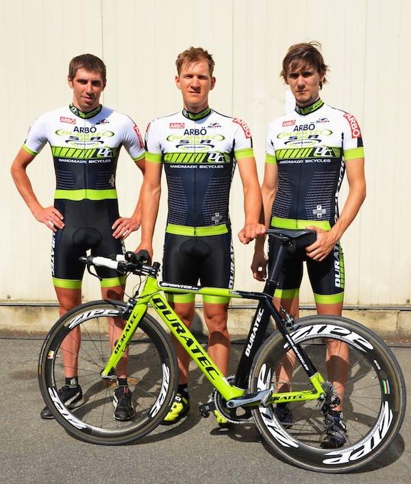 Team Arbö Duratec SKR Rad